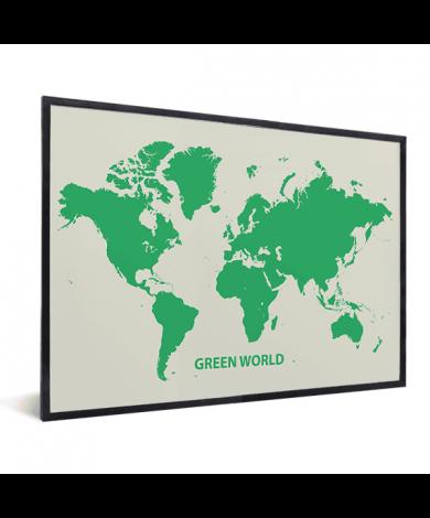 Groen in lijst
