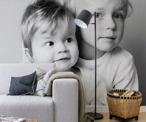 Kinderen op fotobehang