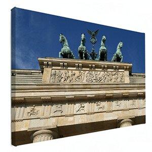 Cultuur en kunstfoto op canvas
