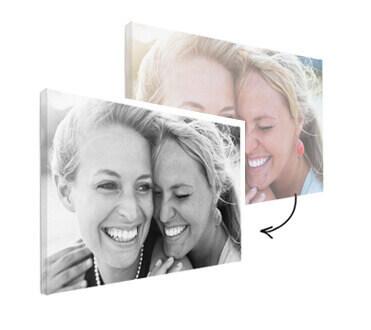 gratis fotobewerkingen foto op canvas